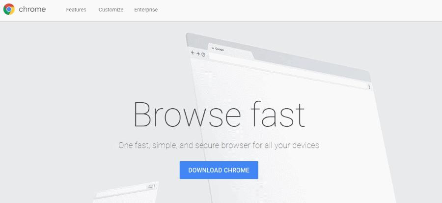 Chrome Desktop New