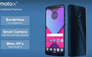 Divulgadas especificações de novos smartphones Moto
