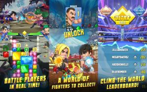App do Dia – Puzzle Fighter
