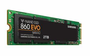 Samsung prepara lançamento do SSD 860 EVO