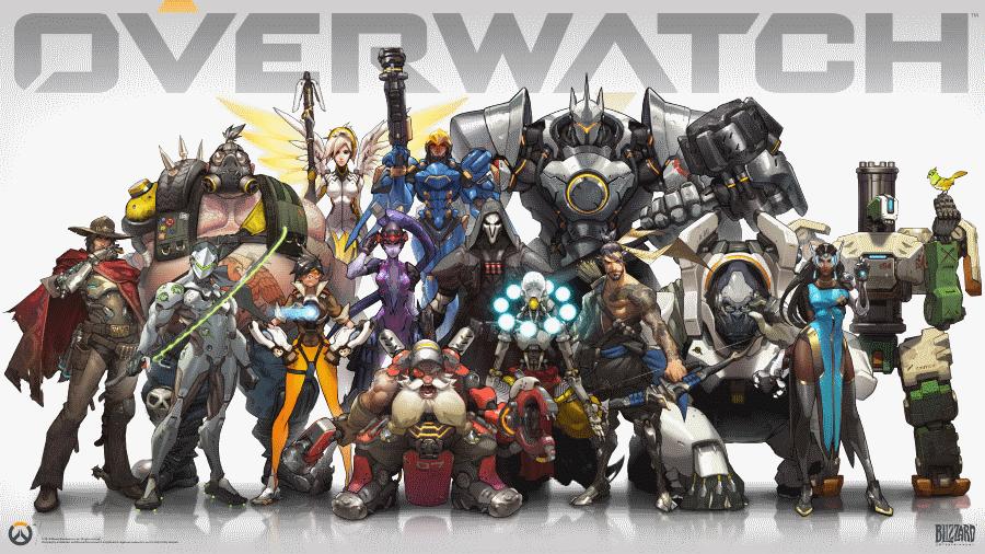 Overwatch disponível gratuitamente entre os dias 16 e 19 de Fevereiro