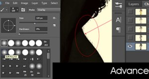 Adobe photoshop advanced selection