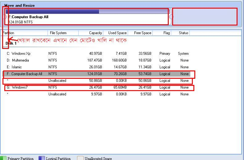Aomei Partition Assistant Home Edition 4.0 10