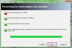 Revo Uninstaller Software Uninstall 3