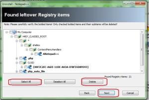 Revo Uninstaller Software Uninstall 4