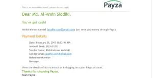 payza 4th payment