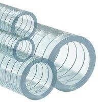PVC Steel Reinforced Spring Vacuum Hose 2 inch