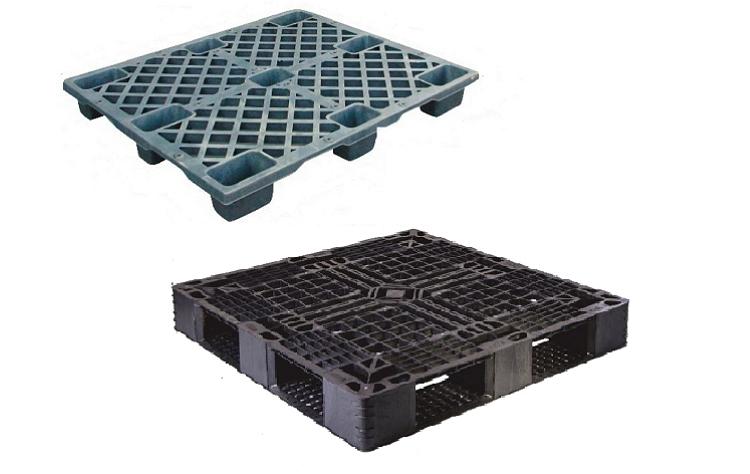 pallet-ow塑膠棧板-沛澄塑膠箱籃 塑膠棧板 物流台車