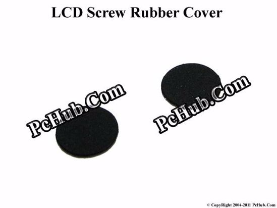 LCD Screw Rubber Cover Dell Precision M6400 Covet Various