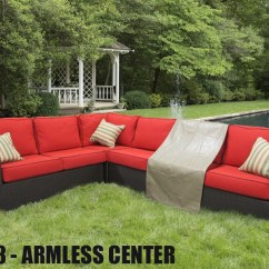 Outdoor Furniture Sofa Cover Average Lifespan Of A Sectional Covers Center Pieces Patio