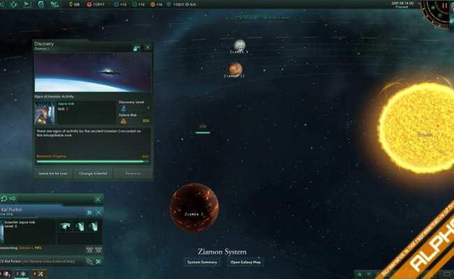 Stellaris Paradox New Sci Fi Grand Strategy Game