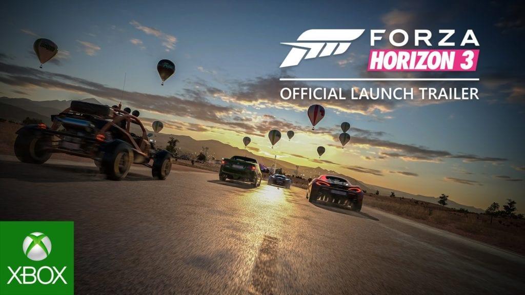 Forza Horizon 3 Wallpaper Hd Forza Horizon 3 Launch Trailer Takes An Australian Road