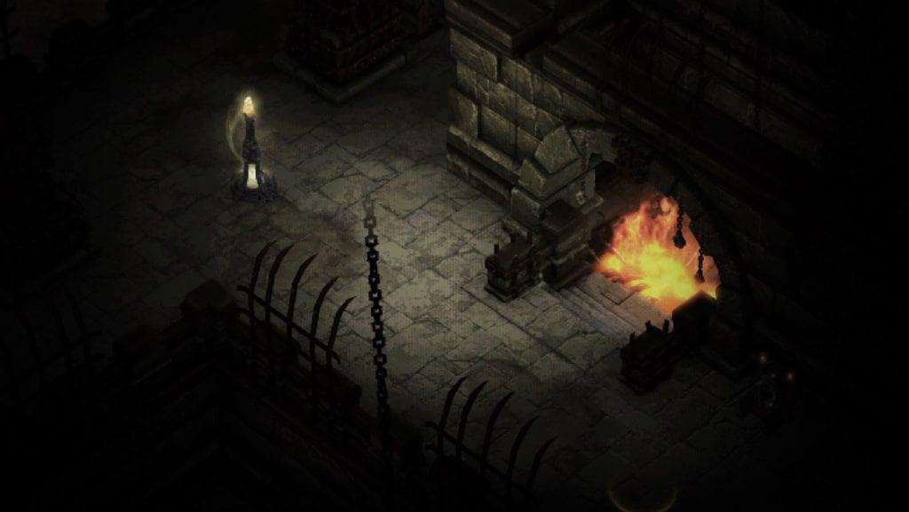 Diablo 1 Cathedral Levels In Diablo 3 First Screenshots