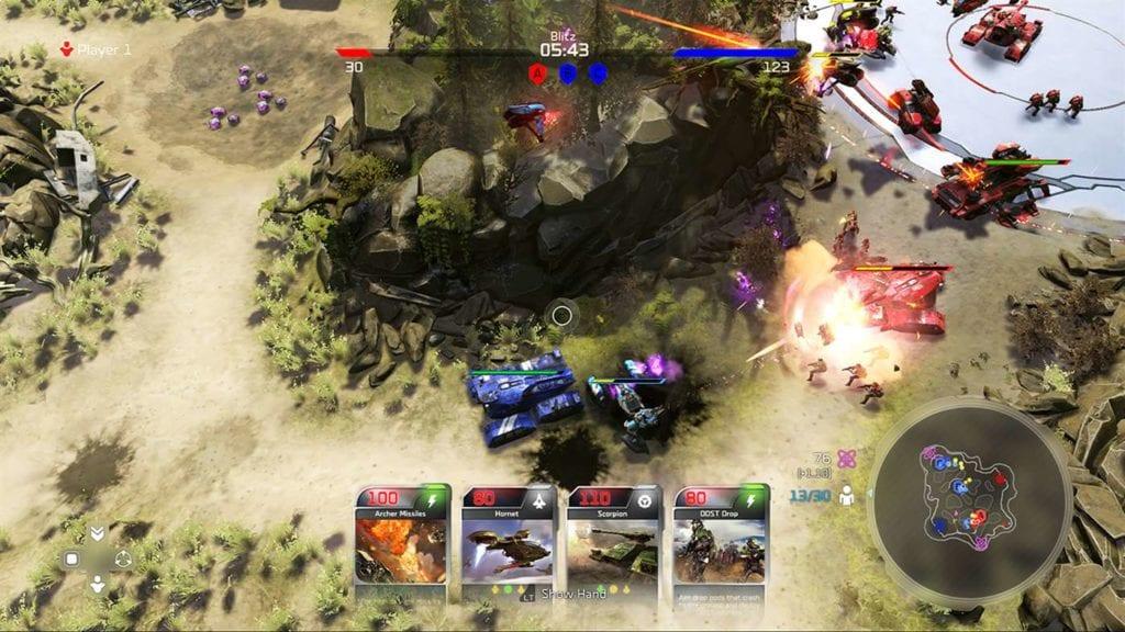 Halo Wars 2 Blitz Mode Beta Now Available On Windows 10 PC Invasion