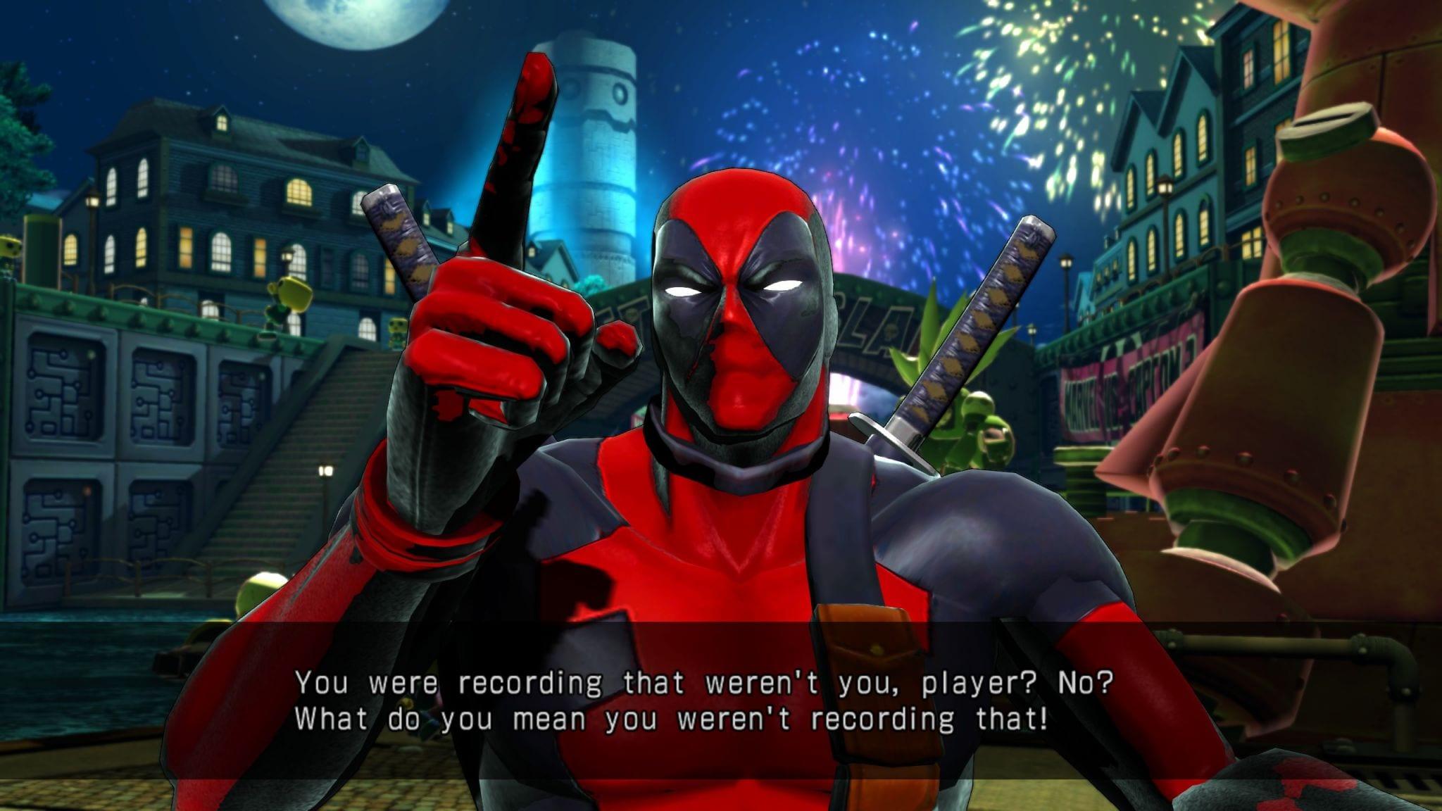 Ultimate Marvel Vs Capcom 3 PC Technical Review PC Invasion