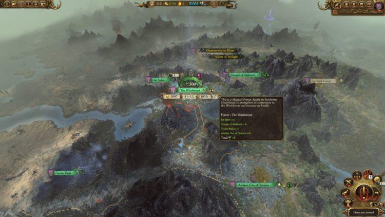 Total War: Warhammer II -- Wood Elves rework guide