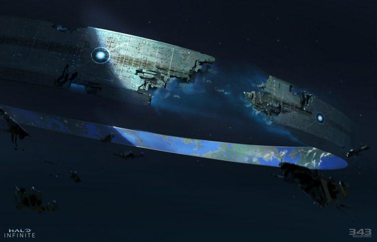 343 Industries arroja más luz sobre cómo Halo Infinite es esencialmente un reinicio (1)