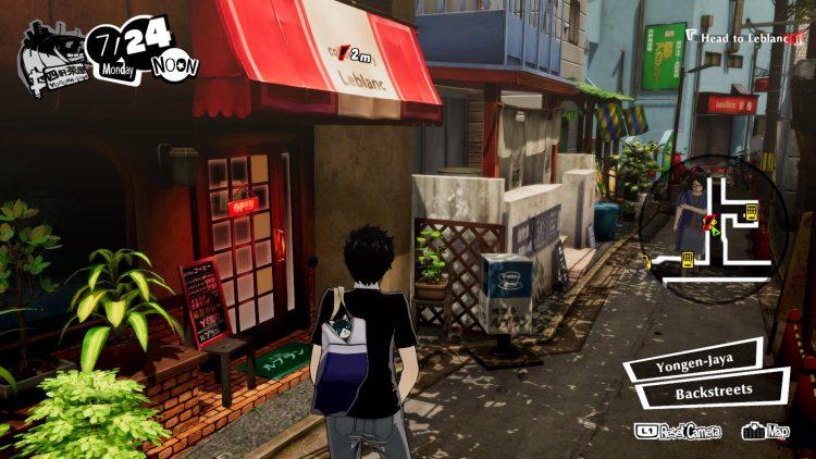 Persona 5 Strikers Vs P5 1