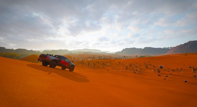 Desierto de Forza Horizon México