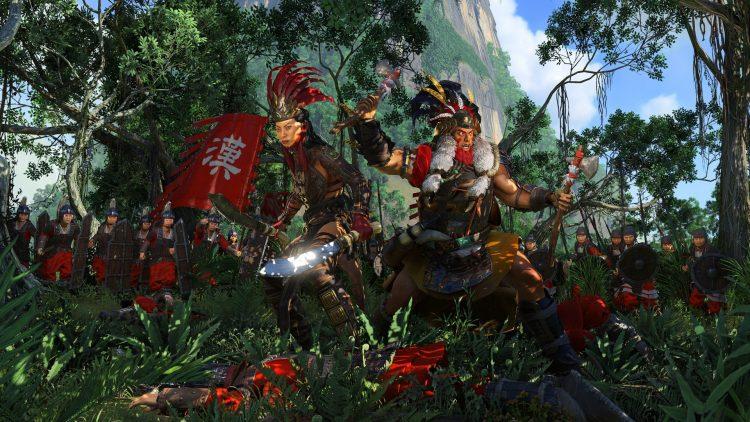 Nuevo juego de Total War Three Kingdoms Creative Assembly 1