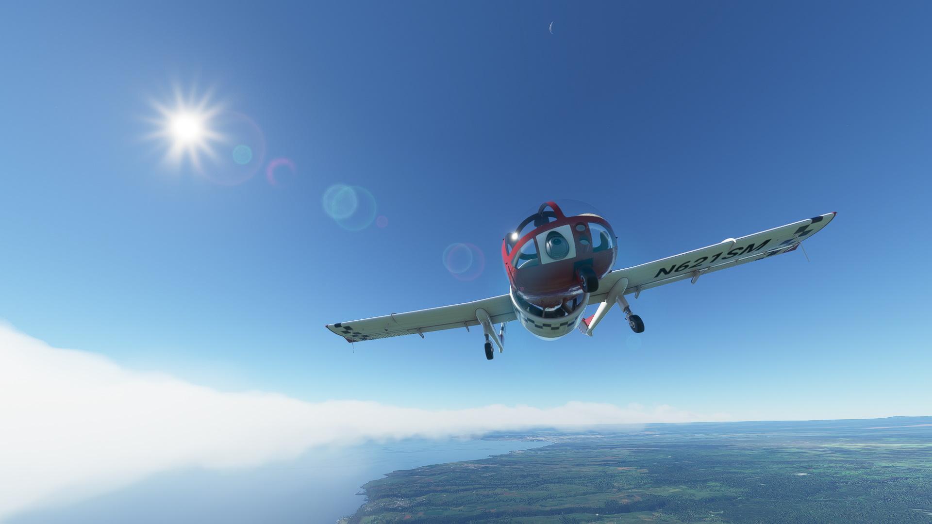 She is sweet for the Microsoft Flight ORBX-7 Edgley Optics