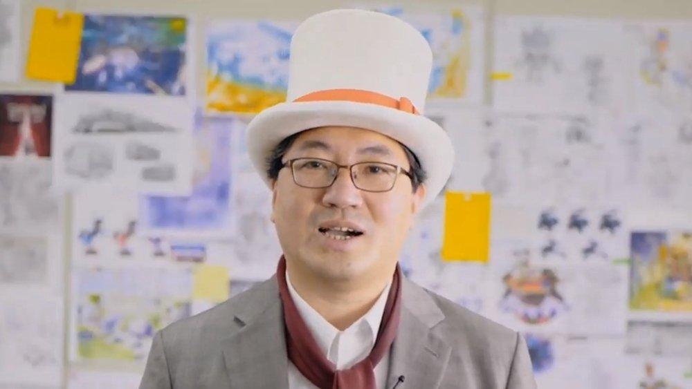 Square Enix Yuji Naka left following the flop Balan Wonderworld