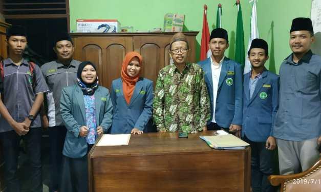 Respon atas Kebijakan Pimpinan Wilayah Jawa Timur, Pimpinan Cabang Lakukan Audensi.