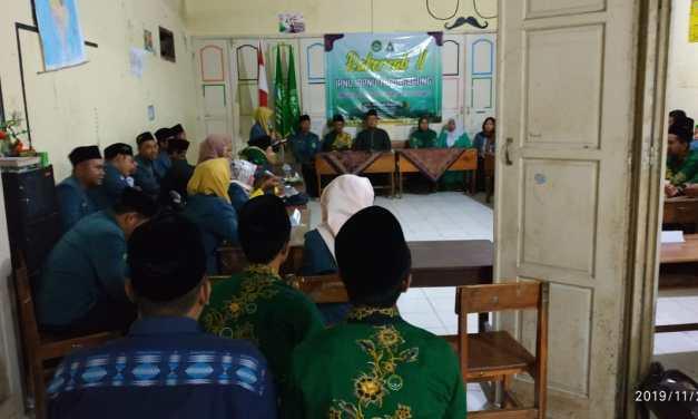 RAKERCAB II, PC IPNU IPPNU Tulungagung Fokus Hadapi Era Disrupsi