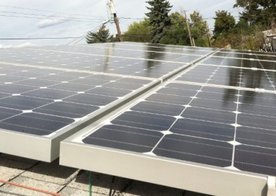 Cheney 2.4kW Photovoltaic System
