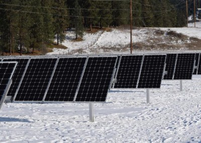 City of Colville 100kW Photovoltaic System