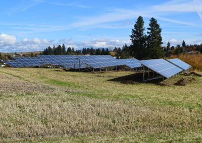 City of Palouse 75kW Photovoltaic System