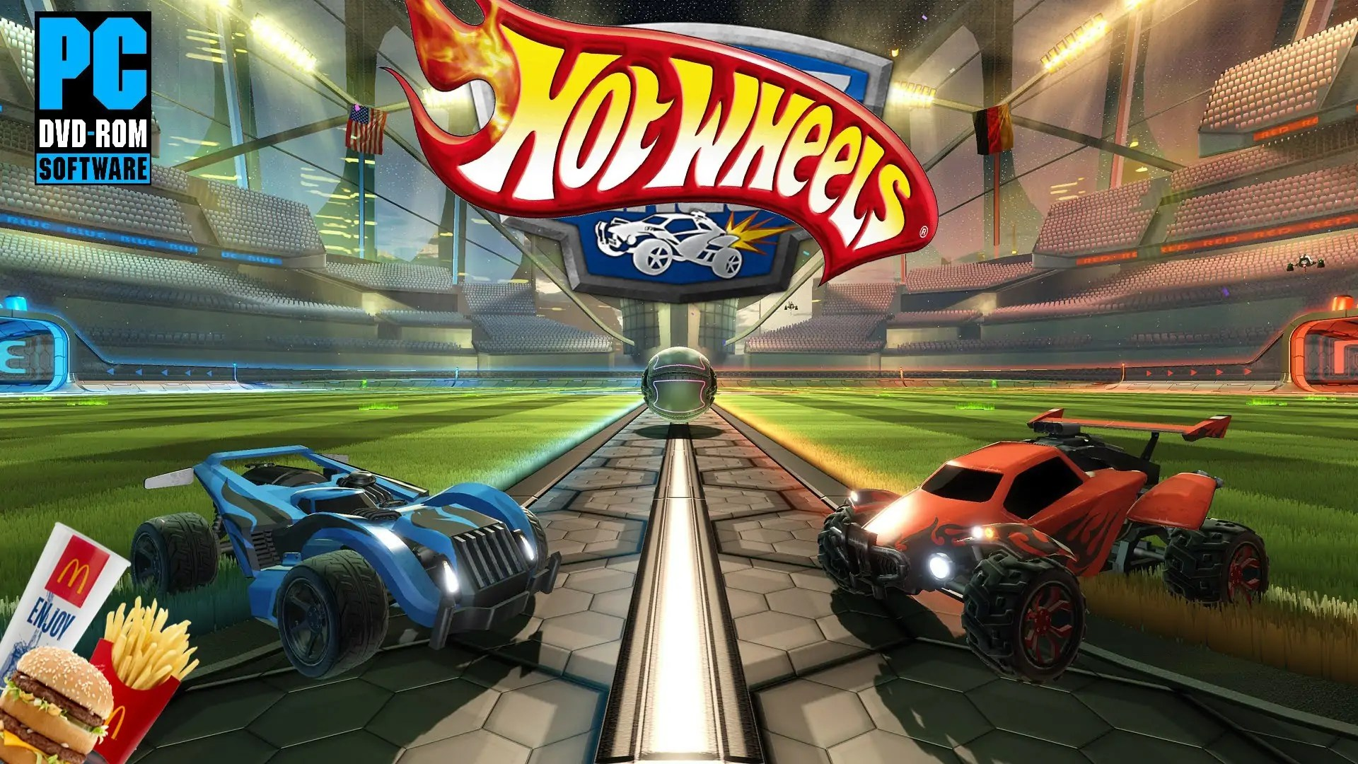 Download Rocket League Hot Wheels Free Download For PC 2017