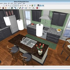 Easy Kitchen Design Software Free Download Delta Motion Sensor Faucet Furniture Interior Pro 100