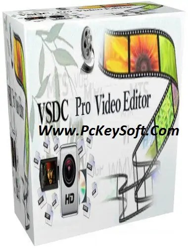 VSDC Video Editor Pro Activation Key Crack Download For PC 2017