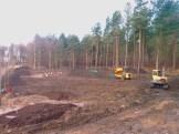 Hampshire groundworks excavation