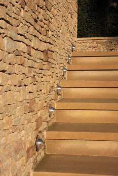 Garden Steps in Farnham