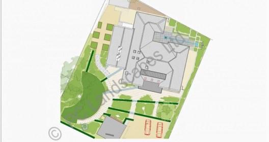 Haslemere garden design