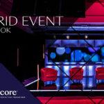 Encore hybrid event book