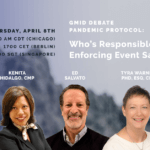 Pandemic Protocol: Who's Responsible for Enforcing Event Safety?