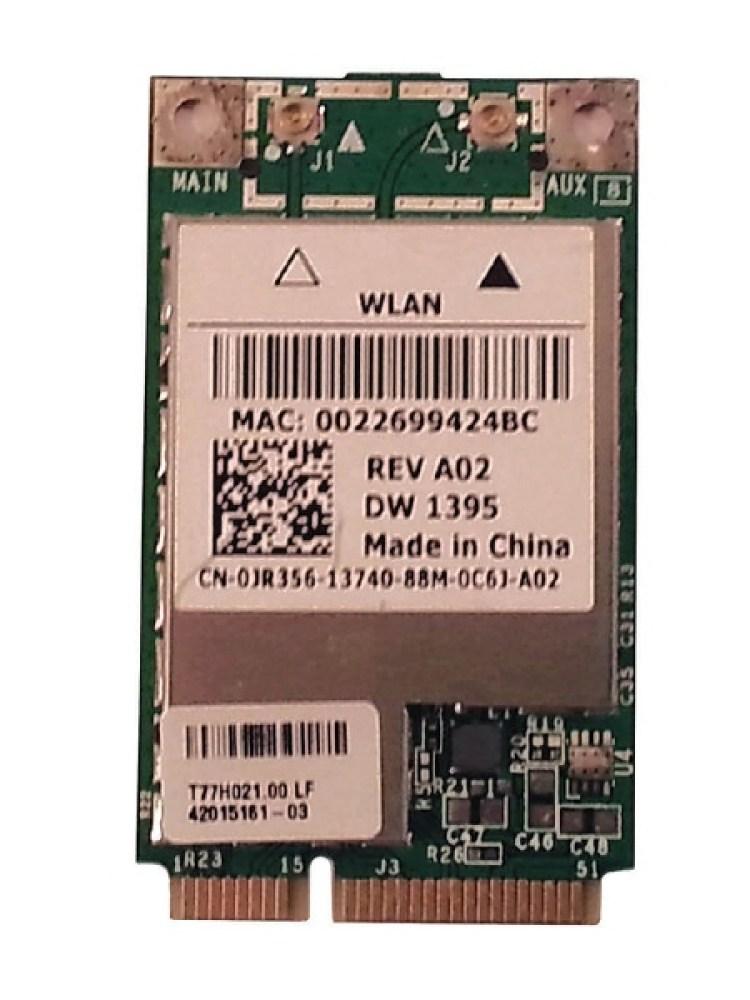 WLAN DELL Network Adapter; 'CN0Y802936214635001C, 0Y8029'