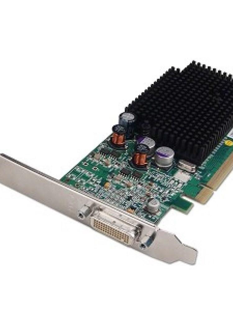 Placa video: ATI Radeon X600 Pro; 256 MB; PCI-E 16X; 1 x DMS-59; CN0F95956970265I0637, 0F9595''