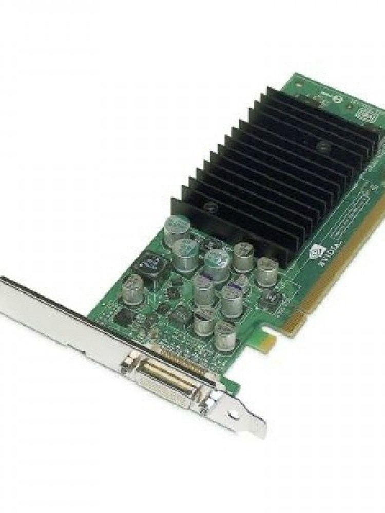 Placa video: NVIDIA Quadro 285 NVS; 128 MB; PCI-E; 1 x DMS-59; P583LC032347000SY''