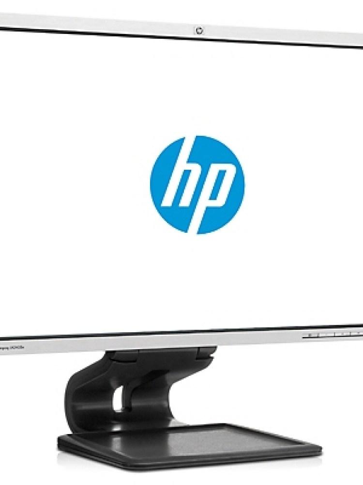 Monitor HP; model: LA2405X; 24