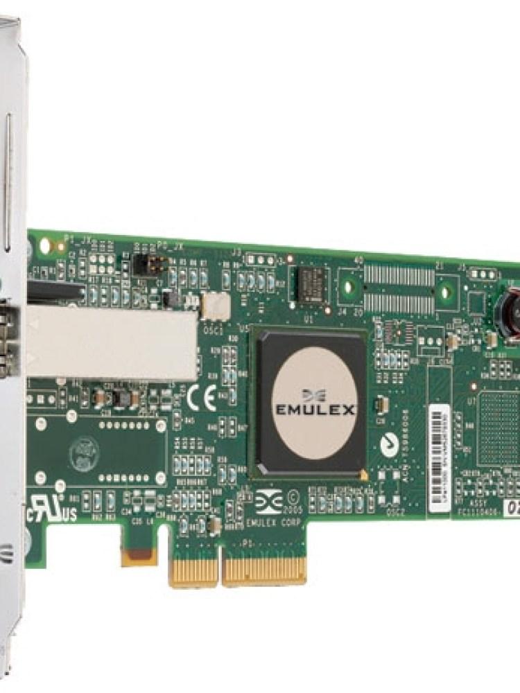 Placa retea: EMULEX LPe1150-E; PCI-E; 1 x LC OPTICAL; 'TH0ND4077325288M70AGA03, 0ND407'; SH