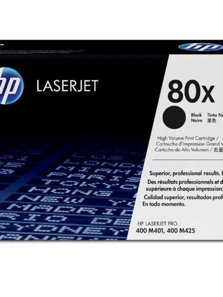 Cartus: HP Color LaserJet Pro Color M300 & M400 Series – Black SY
