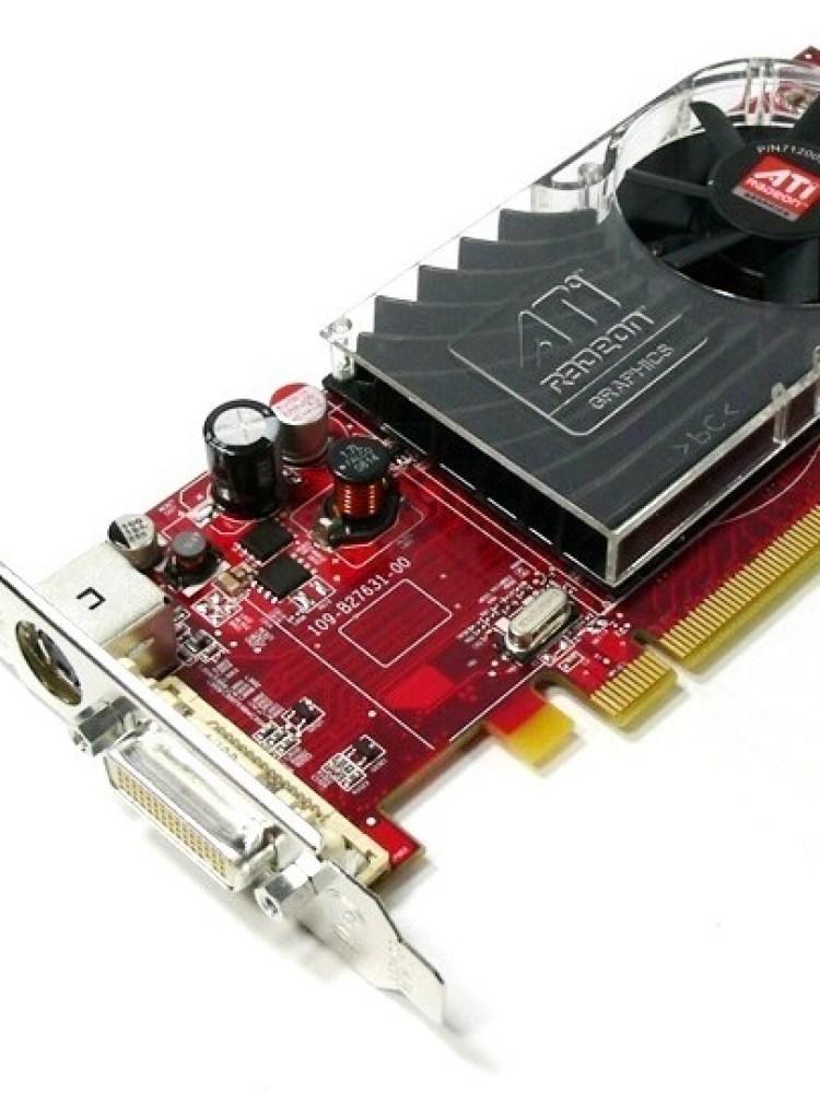 Placa video: ATI Radeon 3450 HD; 256 MB; PCI-E 16X; 1 x DMS-59; 1 x SVIDEO; CN0X398D1374099F00BFA00, 0X398D''