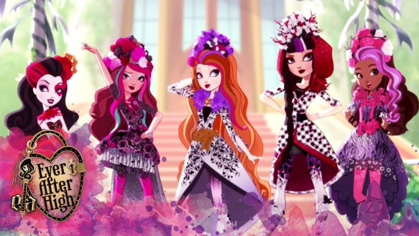 Ever After High - netflix