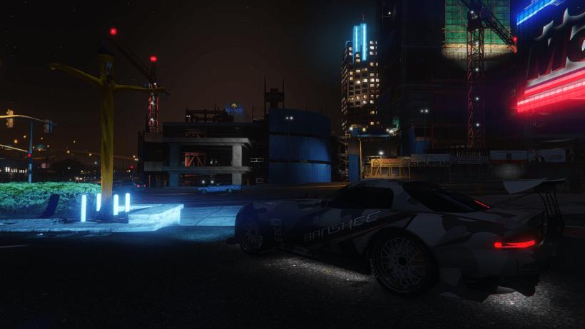 GTA V Online Banshee