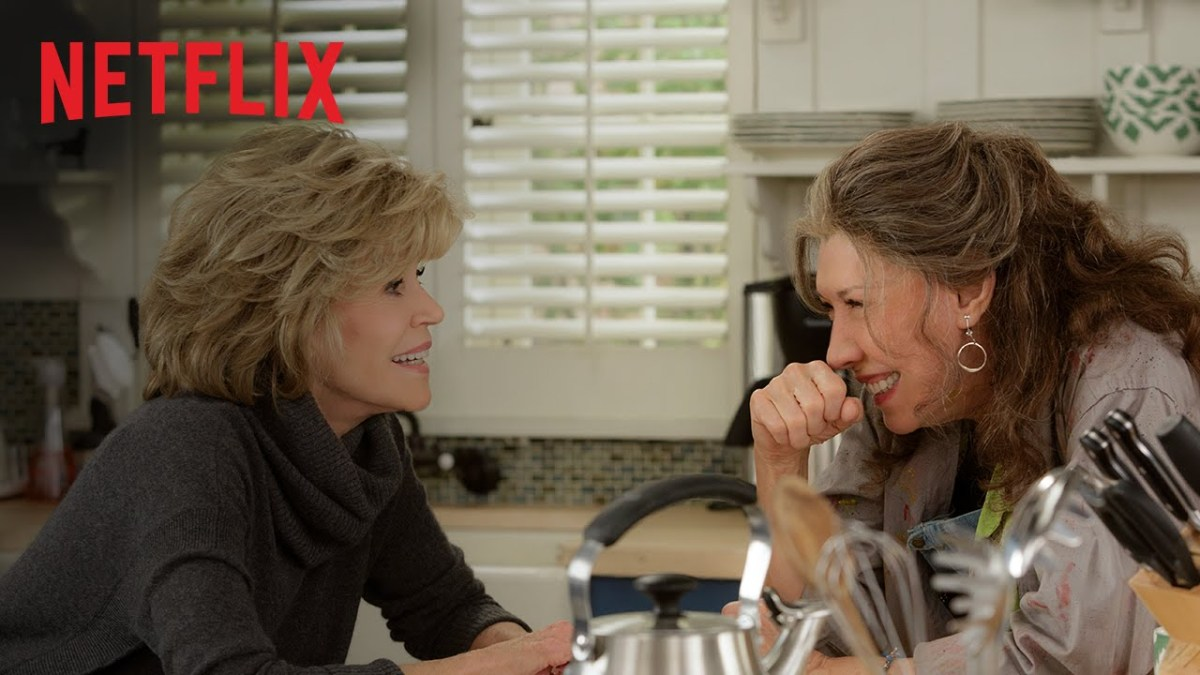 Grace and Frankie - netflix