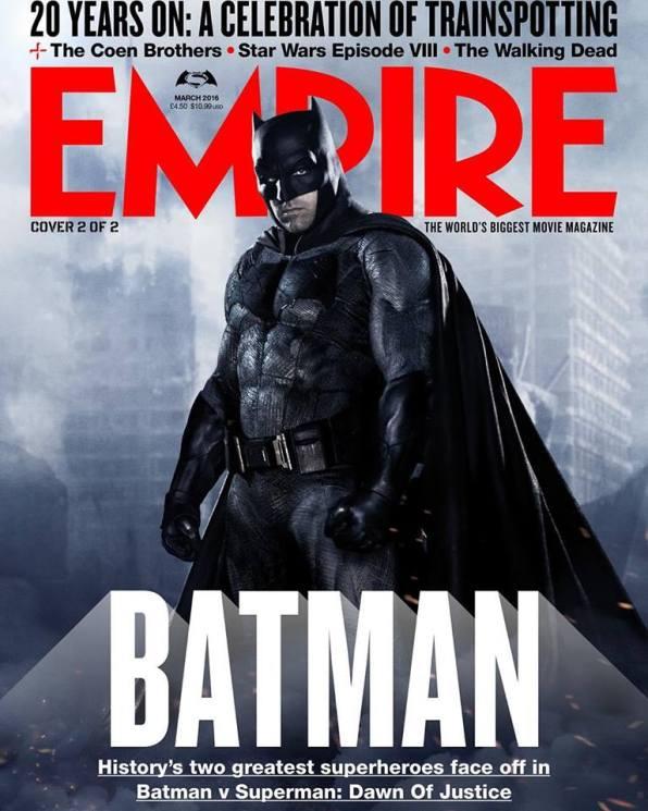 Batman vs Superman empire 1